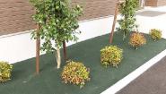 防草シート・植栽シート(雑草対策) タカショー